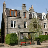 Broomhill Self Catering Apartment Exterior View