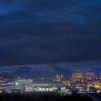 Aberdeen At Night