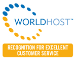 World Host Award for Customer Service